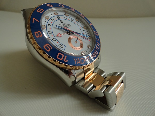 Rolex Yachtmaster 2 Gold Replica