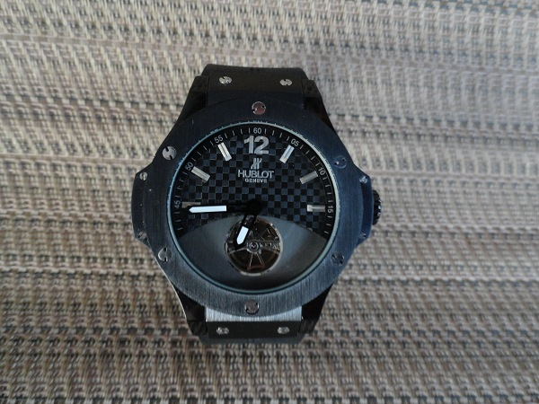 Hublot Big Bang Tourbillon Replica