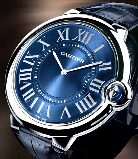 Cartier Ballon Bleu Extra Thin