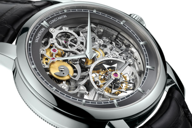 Vacheron Constantin Replica Patrimony Traditionnelle 14-Day Tourbillon Openworked Watches