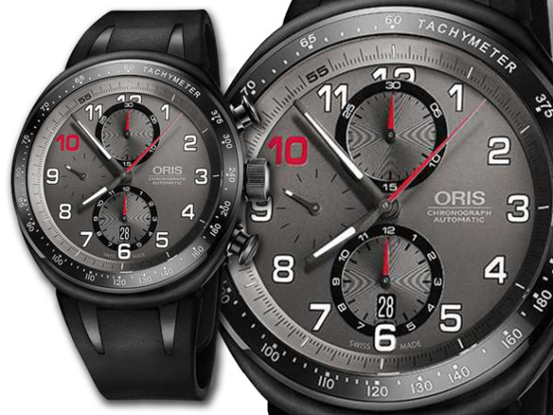 Watch About The Chronogrpah Oris Darryl O'Young Limited Edition Watches Replica