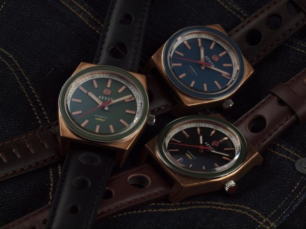 You Will Love This Very Cool Aevig Valkyr Bronze Replica Watches