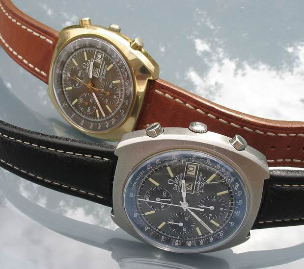 Historical Horology: Non-mechanical Speedmasters from Omega