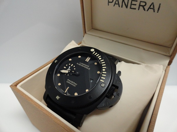 Replica Panerai Review, Photo And Video – Submersible Ceramic