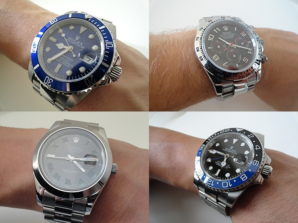 Is The Submariner The Best Rolex Replica?