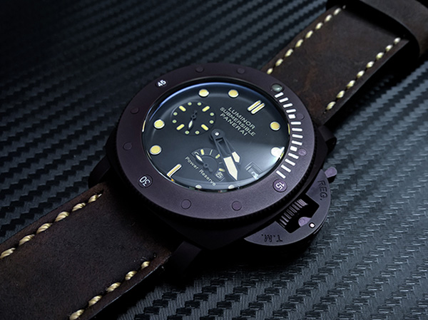 Photo Review – A Special Replica Panerai Luminor Submersible