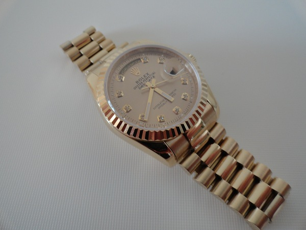 Top 3 Rolex Day-Date Fake Watches
