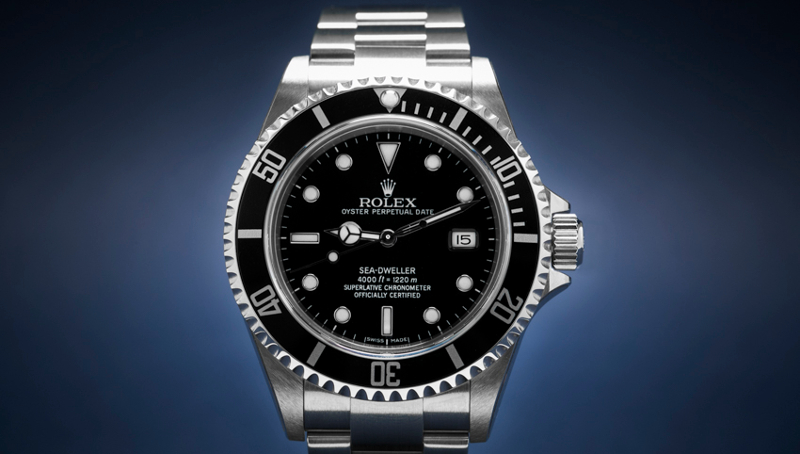 Deconstructed: Rolex Sea-Dweller, Ref. 16600