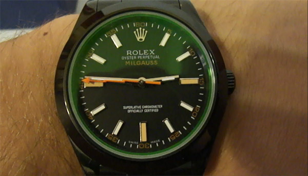 Rolex Replica Milgauss Pro-Hunter Watch – Video Review