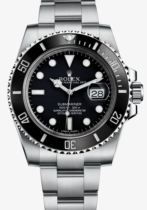 Black Submariner Replica watch