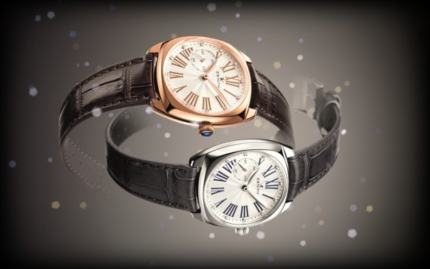 Promotion:  The Womens Zenith Heritage Star 33 mm Replica Watches