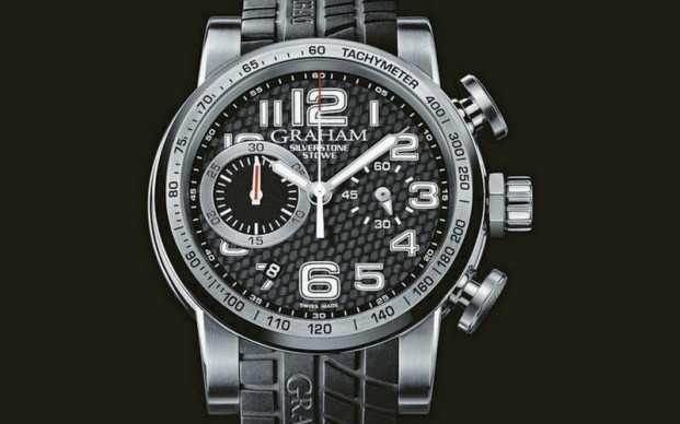 Promotion: The Masculine Graham Silverstone Stowe 44 Chronograph Replica Watches