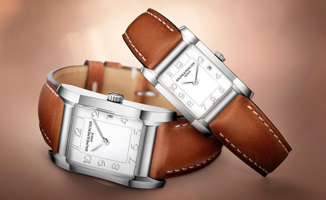 Hands-on The Replica Baume & Mercier Hampton Automatic Ladies Watch