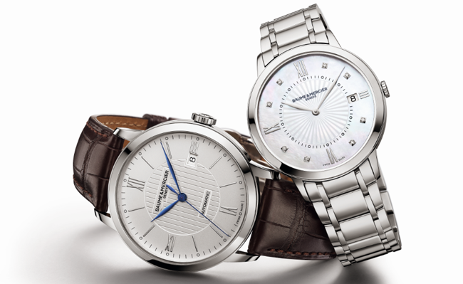Reviewing The Steel Baume & Mercier Classima Executives Replica Watch