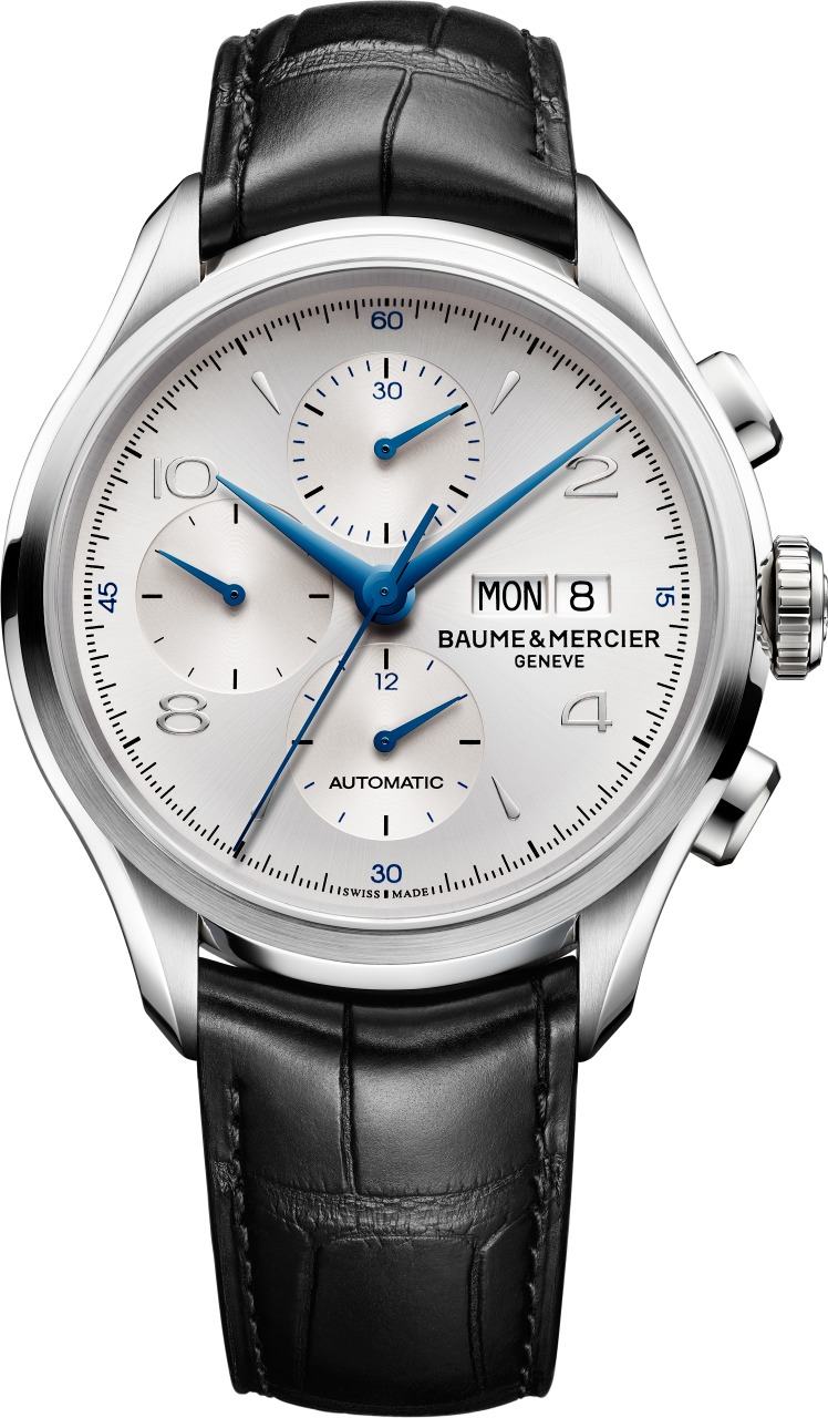 SIHH 2014: The power of balance Baume & Mercier Clifton Chronograph 43mm Copy Watch