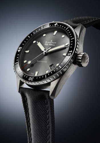 Presenting The Blancpain Fifty Fathoms Bathyscaphe Automatic Replica Watch