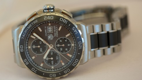 Swiss Made Tag Heuer Replica Formula 1 Calibre 16 Automatic Chronograph Watch