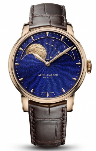 Interview with Swiss Arnold & Son HM Perpetual Moon Replica Watch