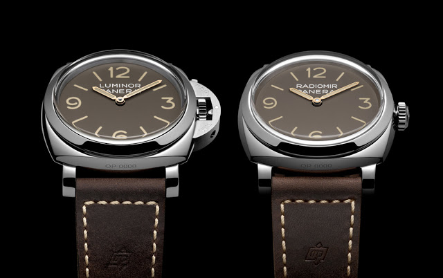 SIHH 2016 Replica Panerai Luminor 1950 3 Days PAM663 and Radiomir 1940 PAM662 Watch