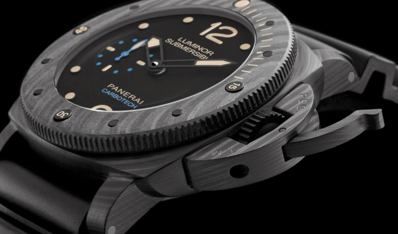 SIHH 2015 Fake Panerai Luminor Submersible 1950 3 Days Automatic Watch PAM 616