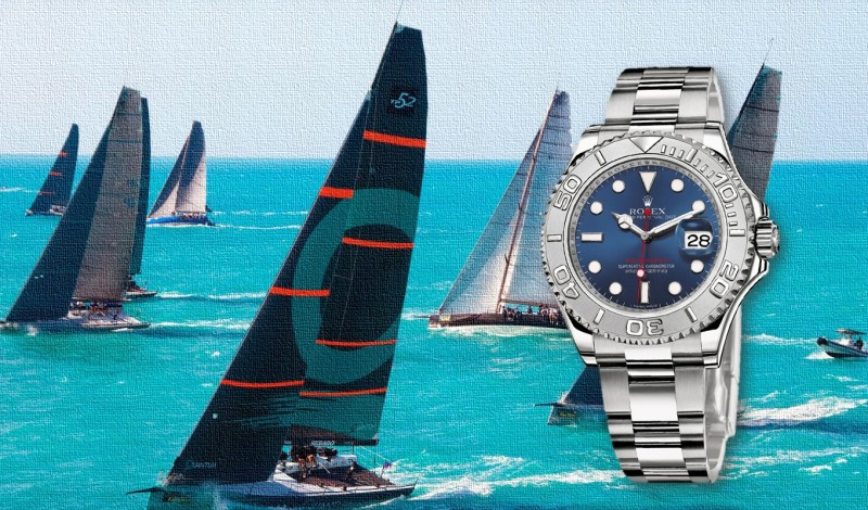 Meet The Swiss Made Blue Dial Rolex Oyster Perpetual Yacht-Master Watch Replica