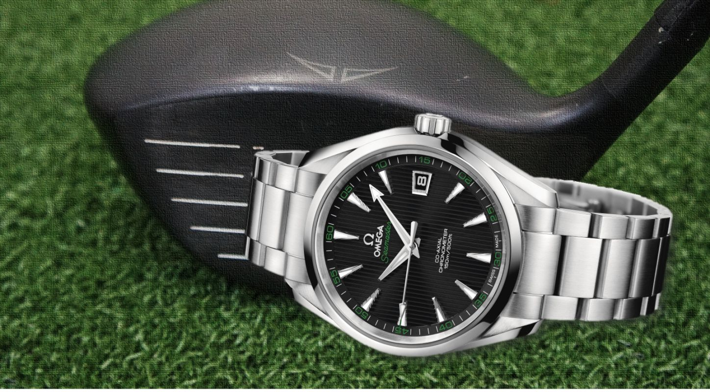 If You Are Looking For The Awesome Fake Omega Seamaster Aqua Terra Golf Watch Ref. 231.10.42.21.01.001