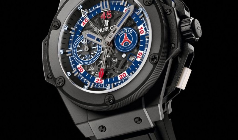 Reviewing The Awesome Hublot King Power Paris Saint-Germain Copy Watch For Men