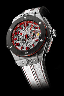 The Exclusive Fake Hublot Big Bang Ferrari Replica Watch UK