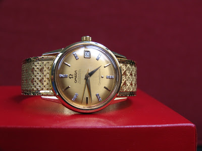 High-end Vintage Omega Constellation Womens Replica Watch For Sale