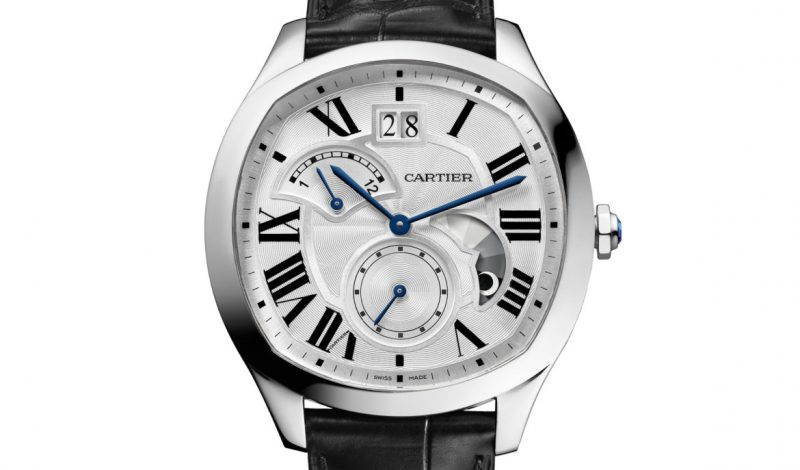The Awesome Fake Cartier Drive de Cartier Wrist Watch – WSNM0005
