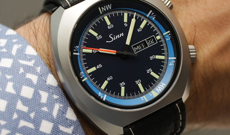Top Quality Sinn 240 St Gz Watch Hands-On Grade 1 Replica Watches