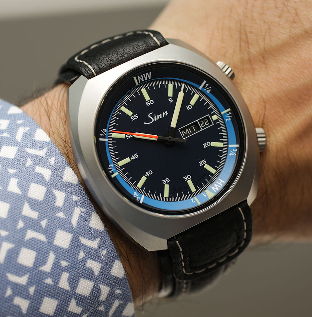 Sinn 240 St Gz Watch Hands-On Hands-On