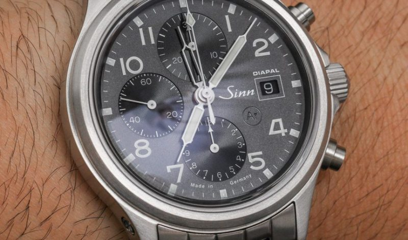 Best Place To Buy Sinn 358 DIAPAL Watch Hands-On Eta Movement Replica Watches