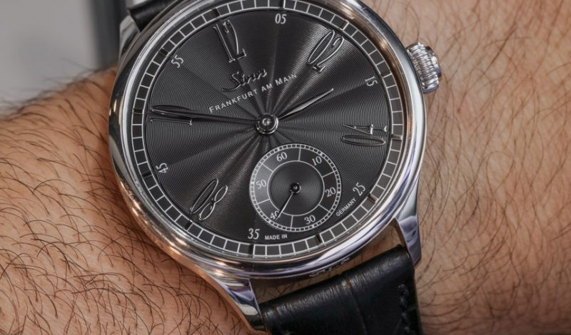 Discount Sinn 6200 WG Meisterbund I Watch Hands-On Low Price Replica