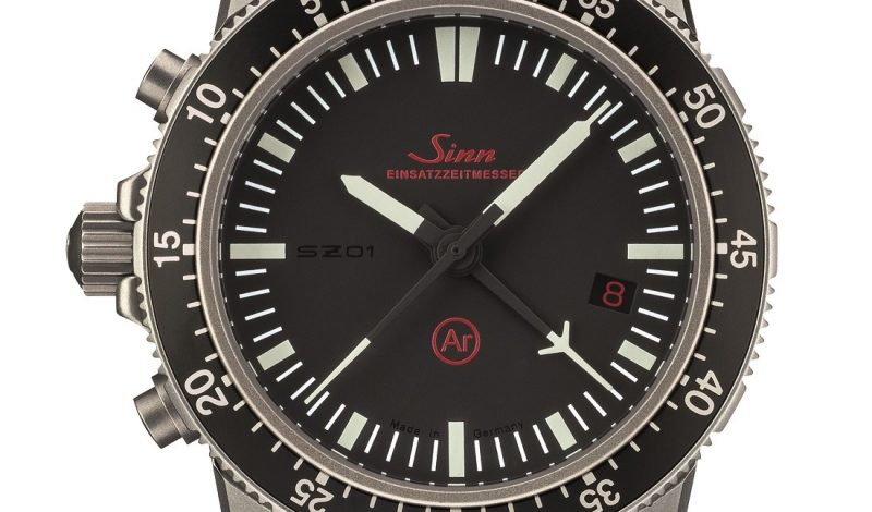 Who Makes The Best Sinn EZM 1.1 Mission Timer Limited Edition Watch Replica Watches Essentials