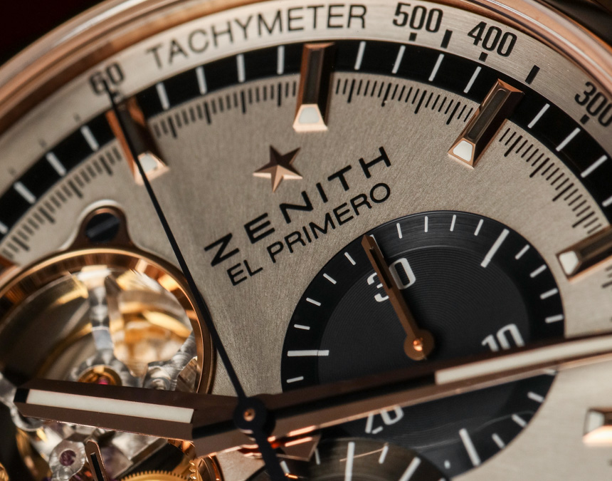 Zenith Chronomaster El Primero Open Gold Watch Hands-On Hands-On