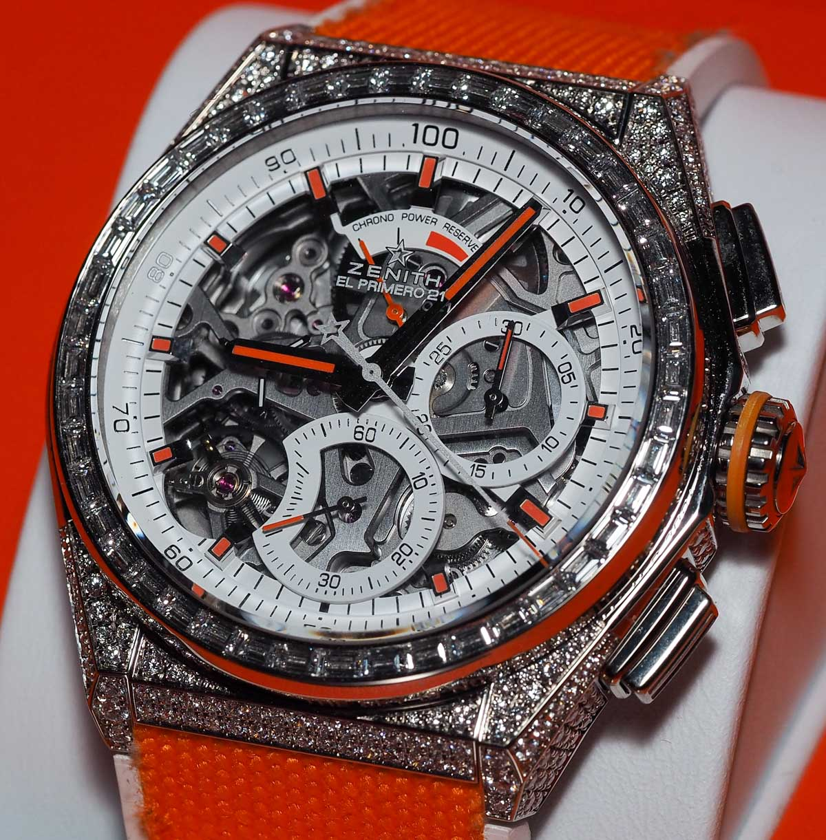 Interview With Swizz Beatz & His New Zenith Defy El Primero 21 Limited Edition Watch ABTW Interviews