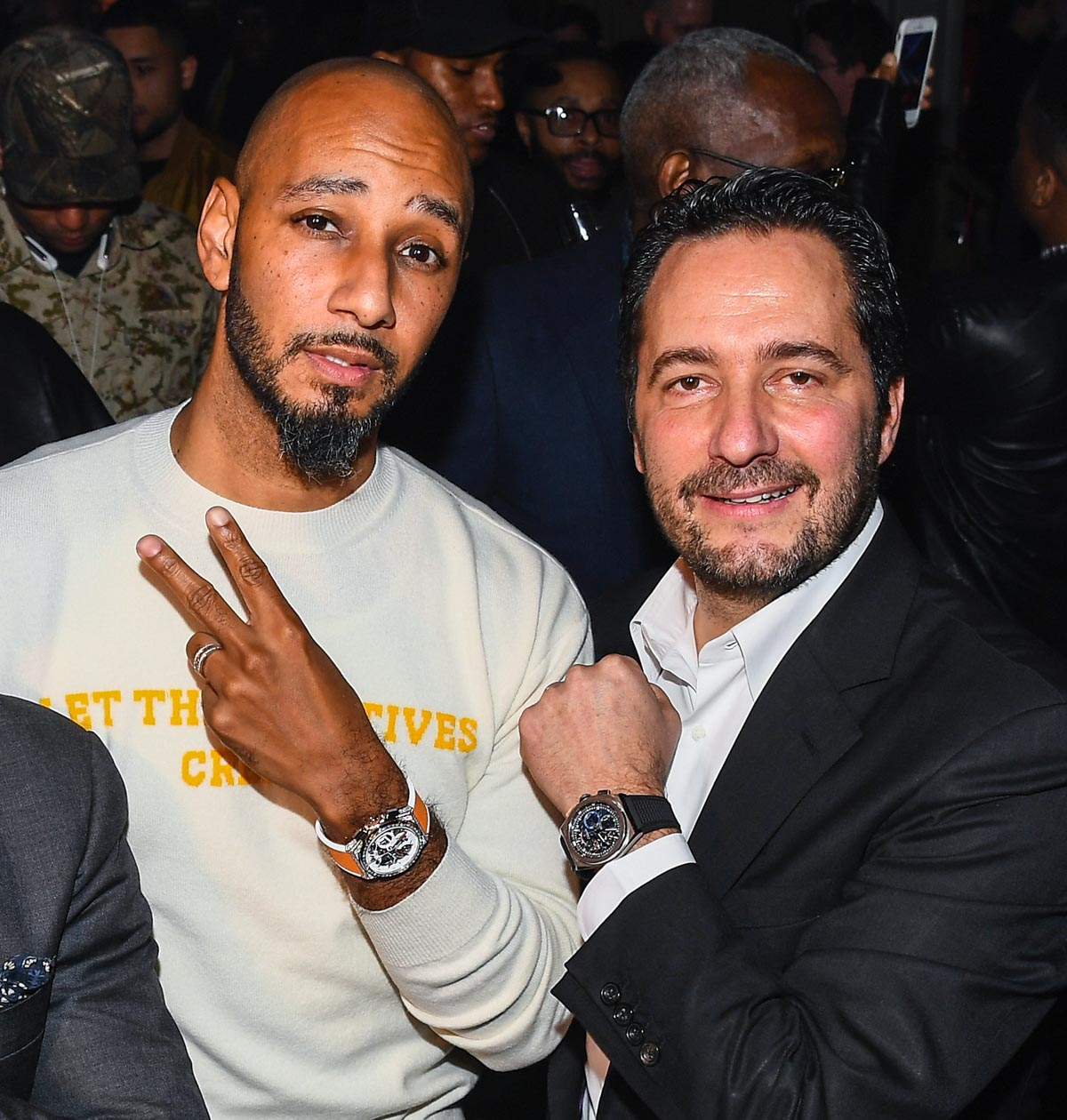 Interview With Swizz Beatz & His New Zenith watches dealers Replica Defy El Primero 21 Limited Edition Watch ABTW Interviews
