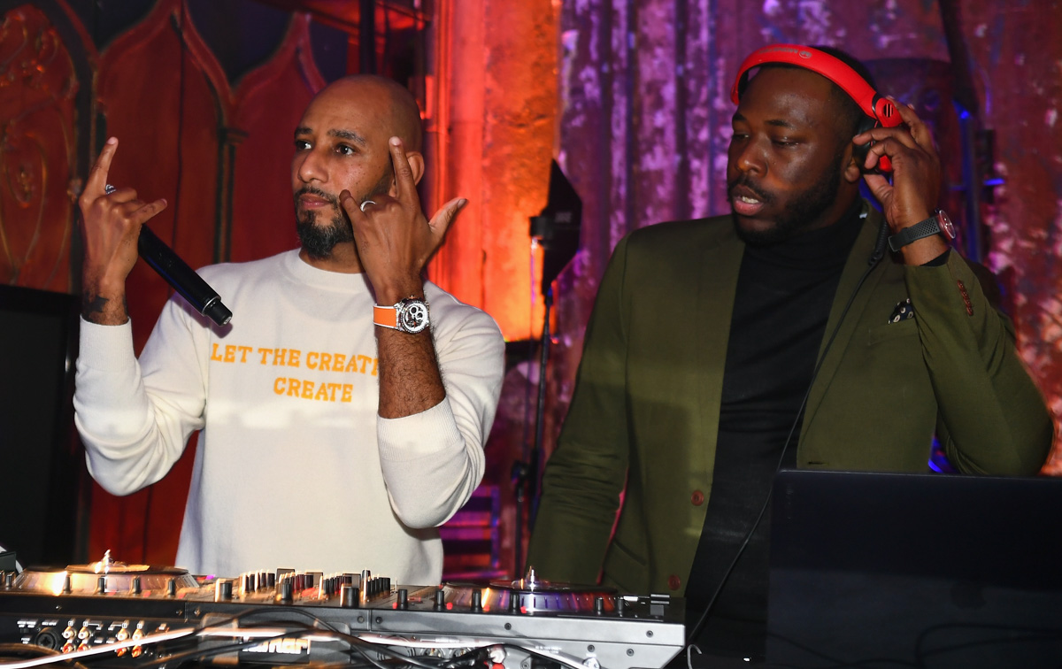 Interview With Swizz Beatz & His New Zenith watches jordan Replica Defy El Primero 21 Limited Edition Watch ABTW Interviews