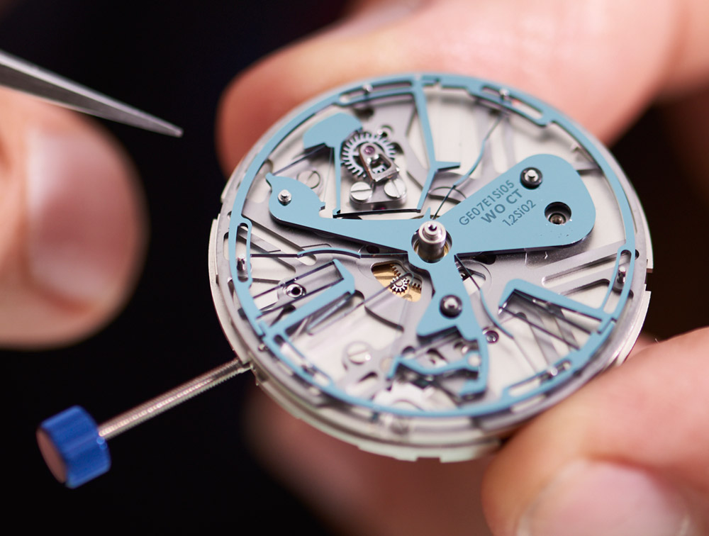 Zenith Defy Lab Watch With 15Hz Movement Is 'World's Most Accurate' Hands-On