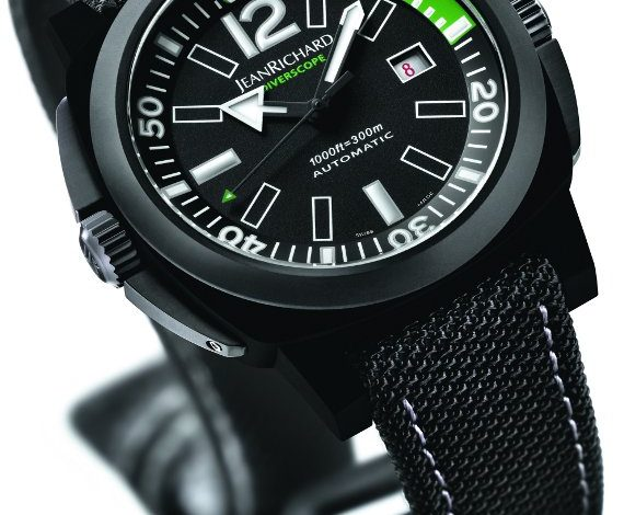 Discount JeanRichard Diverscope JR1000 Diving Watch Perfect Clone Online Shopping