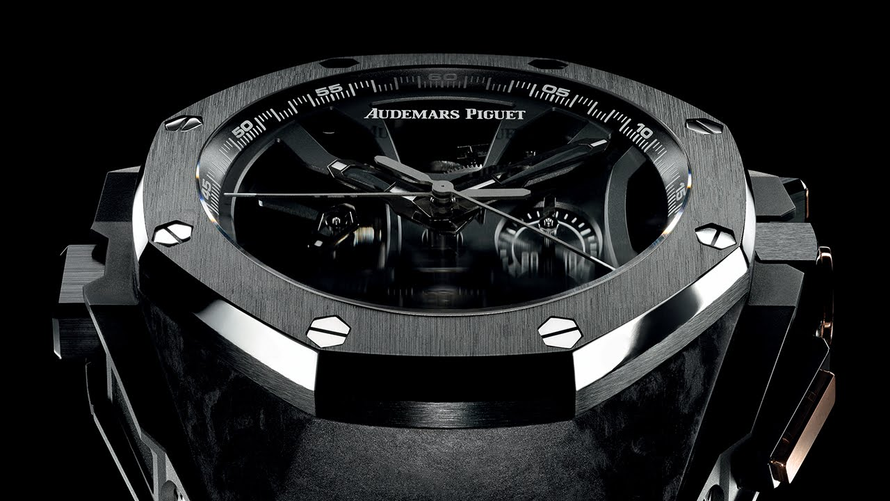 Audemars Piguet Royal Oak Concept Schumacher Laptimer replica