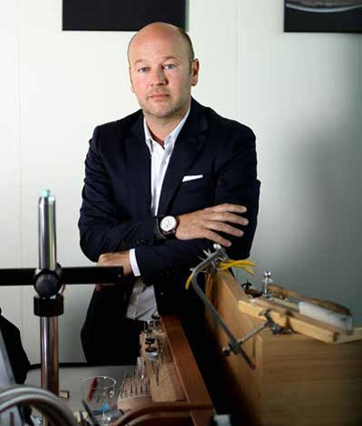 Jaquet Droz – Interview : Christian Lattmann Replica Watches Young Professional