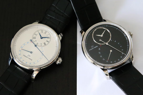 Jaquet Droz – Grande Seconde Deadbeat Eta Movement Replica Watches
