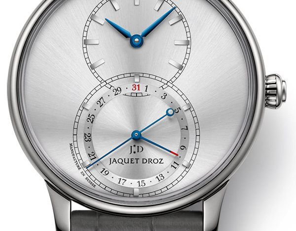 Jaquet Droz – Grande Seconde Quantième Satin-Brushed Replica Trusted Dealers