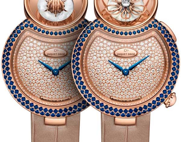 Jaquet Droz – Lady 8 Flower Replica Watches Essentials