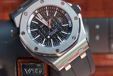 Replica Watches Young Professional Audemars Piguet Royal Oak Offshore Diver Ref.15703 Review – I Could Definitely Get Used To This Offshore