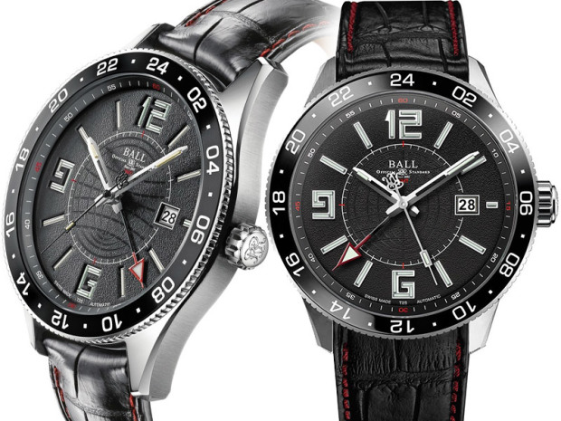 The Cool Masculine Replica Ball Engineer Master II Pilot GMT Watch
