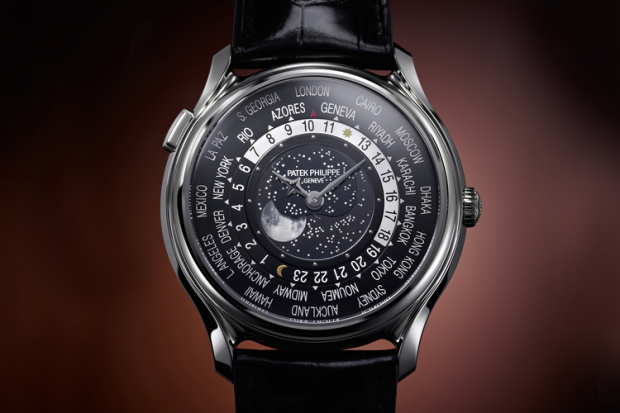 The Complicatied Patek Philippe World Time Moon Replica Watch For Men