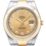 Gold Datejust Fake Rolex